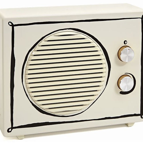 Kate Spade New York Portable Home Speaker, Cream