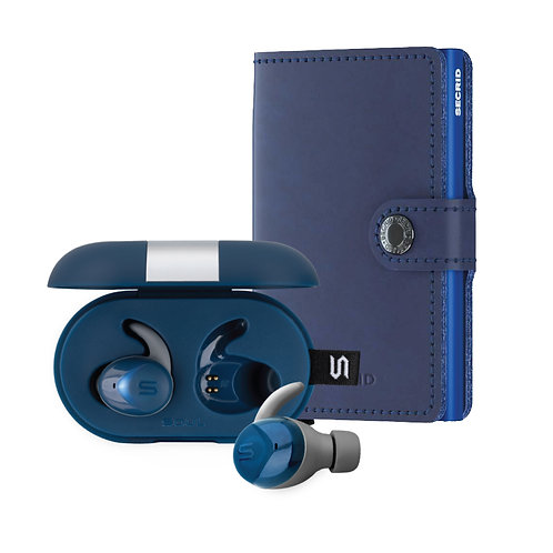 Soul ST-XS2 真無線耳機 + Secrid 智能防盜銀包套裝