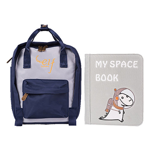 MY FIRST BOOK 3 – MY SPACE BOOK (age 4-7)