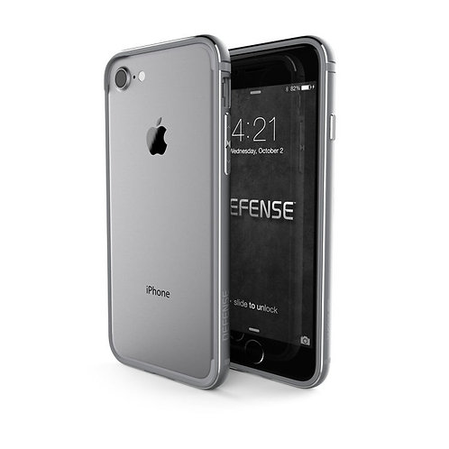 X-Doria Defense Edge iPhone 7/8 7Plus/8Plus電話殼 (銀)