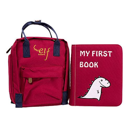MY FIRST BOOK 幼幼啓蒙(0-6歲適用)