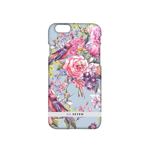 SO SEVEN CASE ROMANTIC BIRDS IPHONE 7&7 PLUS