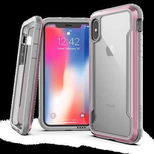 X-Doria Defense Shield iPhone X / Xs / Xs Max / Xr - 玫瑰金