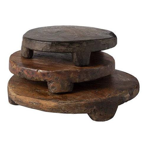 Found Pedestal