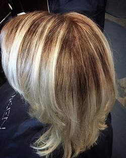 #balayage #redken #redkenshadeseq #redkenchromatics #hairbysarahselby #giassalonbrighton