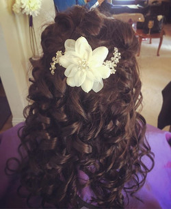 It's officially wedding season! Now booking 2017 weddings contact me for details! #hairbysarahselby