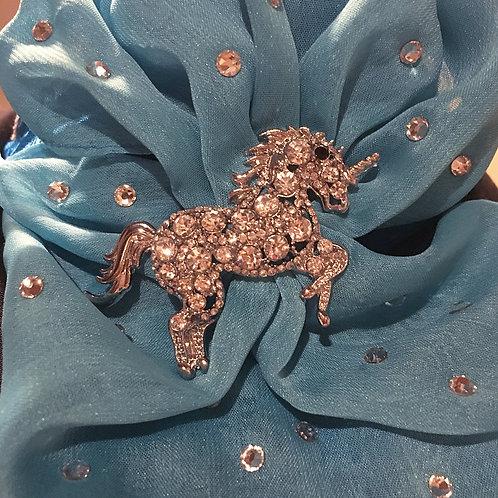Custom Crystal Unicorn
