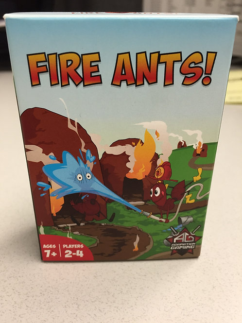 Fire Ants! Card Game