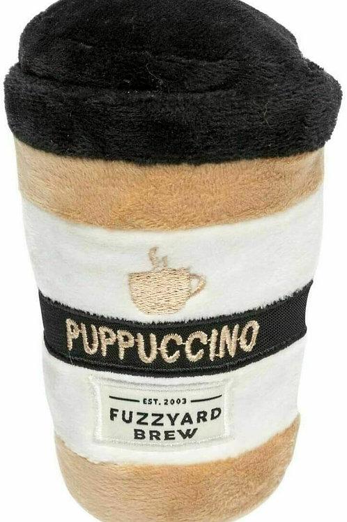 Squeaker Plush: Cappucino
