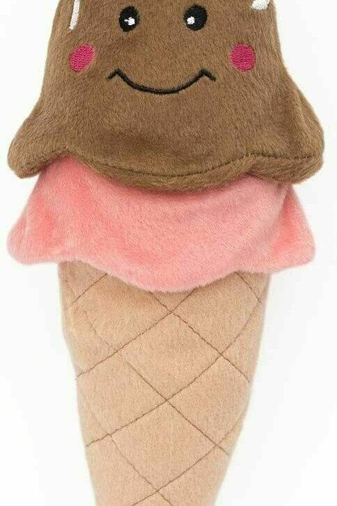 Squeaker Plush: IceCream