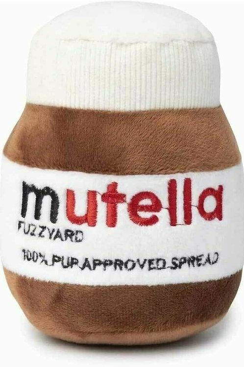 Squeaker Plush: Mutella