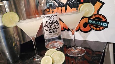 The Grumpy Dingo Radio Vodka Gimlet