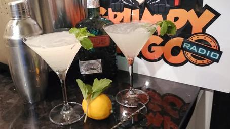 The Grumpy Dingo Radio Southside Cocktail