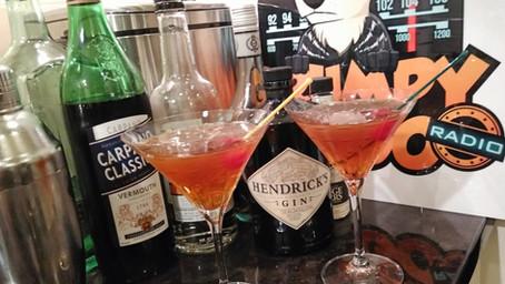 The Grumpy Dingo Radio Ampersand Cocktail