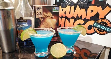 The Grumpy Dingo Radio Blue Margarita
