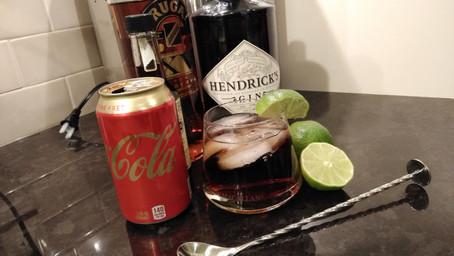 The Grumpy Dingo Radio Gin Cuba Libre