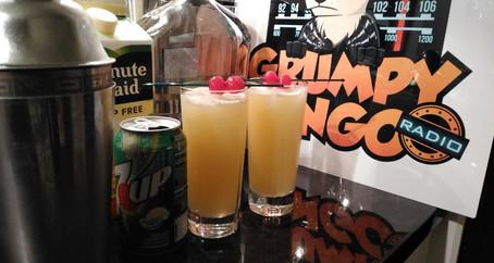 The Grumpy Dingo Radio Alamo Splash Cocktail