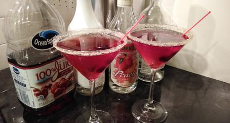 The Grumpy Dingo Radio Love Martini