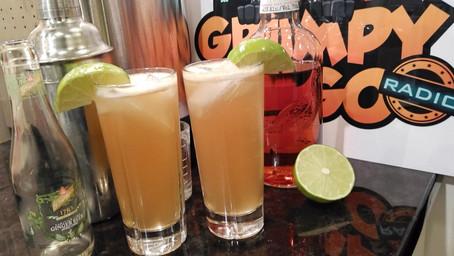 The Grumpy Dingo Radio Mamie Taylor Cocktail