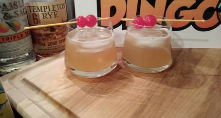 The Grumpy Dingo Radio Whiskey Sour Lemonade