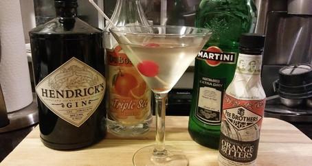 "The Grumpy Dingo Radio ""Martinez"" Martini"