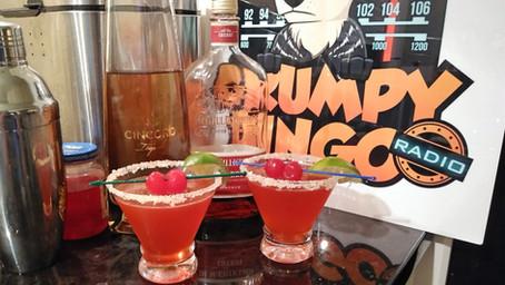 The Grumpy Dingo Radio Cherry Lime Margarita