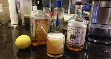 The Grumpy Dingo Radio Exciter Cocktail