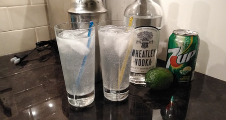 The Grumpy Dingo Radio Twister Cocktail
