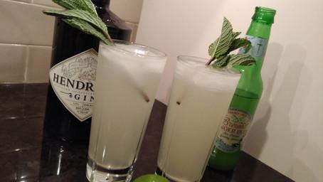 The Grumpy Dingo Radio Gin-Gin Mule