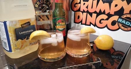 The Grumpy Dingo Radio South Shore Cocktail