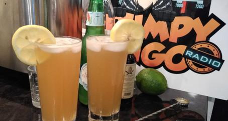 The Grumpy Dingo Radio Horsefeather Cocktail