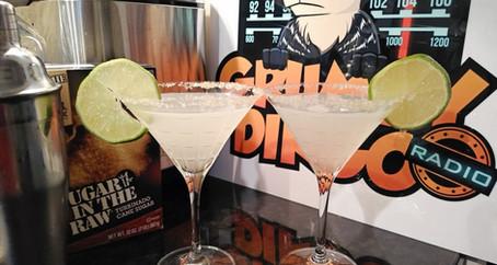 The Grumpy Dingo Radio Tequila Gimlet