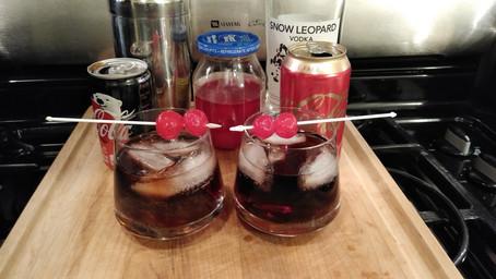 The Grumpy Dingo Radio Cherry Vanilla Dirty Coke