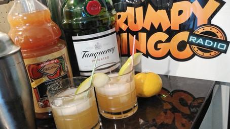 The Grumpy Dingo Radio Apple Business Cocktail