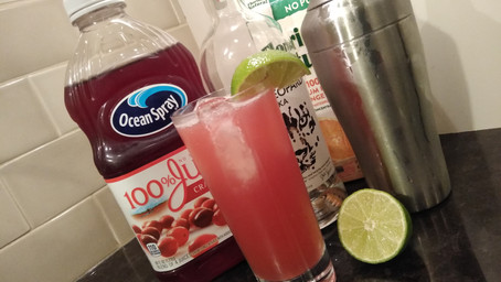 The Grumpy Dingo Radio Madras Cocktail