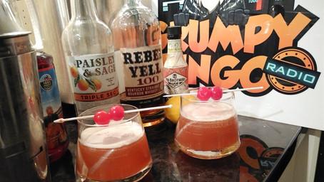 The Grumpy Dingo Radio Cider-berry Sour