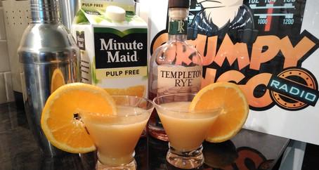 The Grumpy Dingo Radio Tiger Juice Cocktail