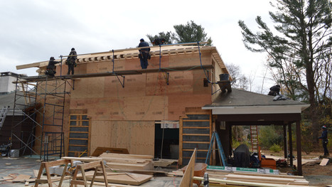 Residential Construction in Barrington Rhode Island