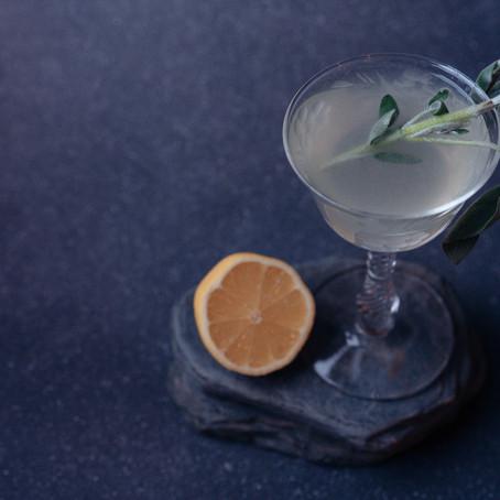Limoncello Martini | Lemonade for Adults