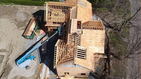 Residential Construction on Coggeshall Newport Rhode Island