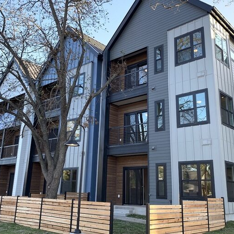 Pearlstone Completes Construction on East Austin Condo