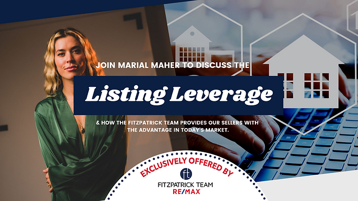 Marial Maher Listing Leverage Fitzpatric