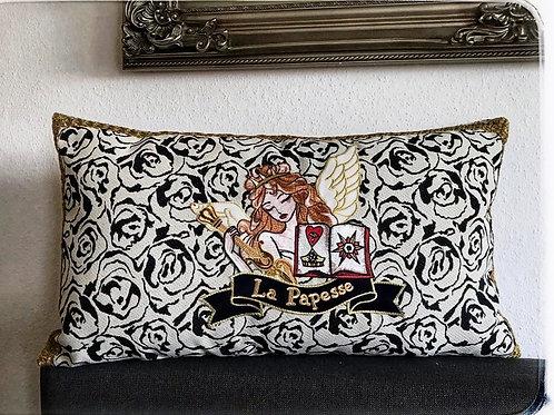 Kissen Design von EinzigARTig - ca. 70x45cm - Einzelstück!