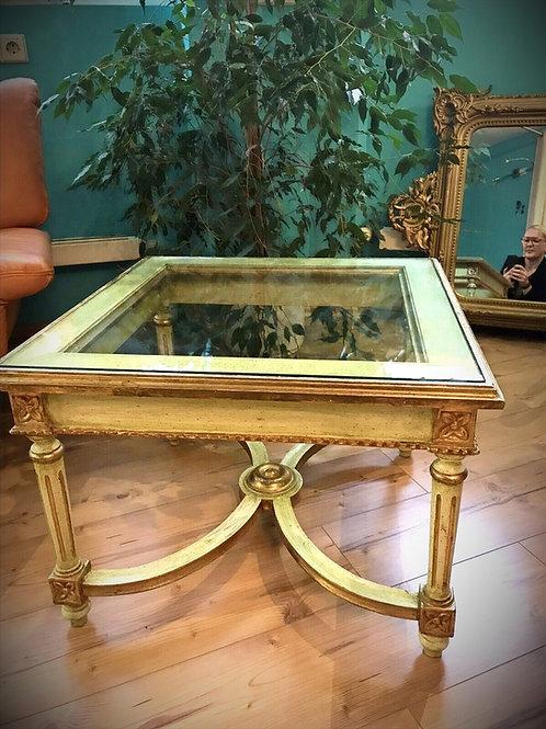 Stimöbel - romantischer quadratischer Tisch