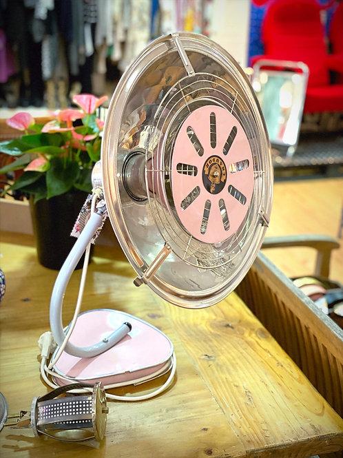 CHAUDOR Vintage Lampe mit viel Zubehör - Original