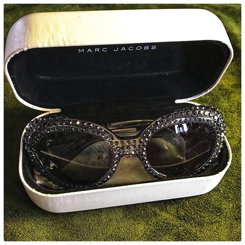 Sonnenbrille - Glitzer pur mit Swarovski Steinen