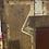 Thumbnail: Rahmen in Kerbschnittarbeit 1880-1900 mit Spiegel