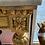 Thumbnail: Blattgold besetzter Barock-Spiegel mit passender Konsole