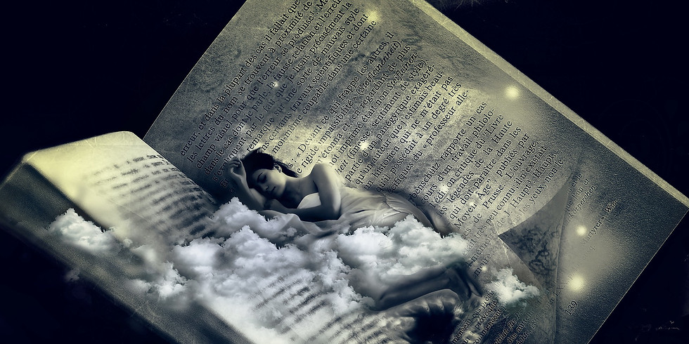 """Samedi 19 juin 2021: Atelier à thème """"Je veux dormir !"""""""