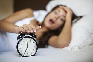 Difficultés sommeil endormissement hypnose